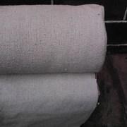 Ткань асбестовая пылевая серая фото