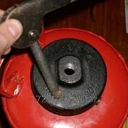 Ремонт головки огнетушителя (ЗПУ) фото