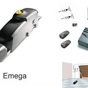 Приводы для гаражных ворот Emega фото