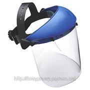 Защитные лицевые щитки оптом из Китая - маска пластмассовая фото