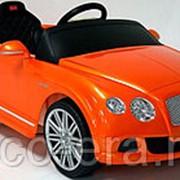 Электромобиль Bentley GTC фото