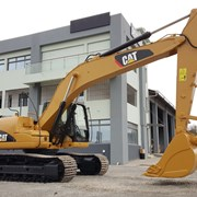 Экскаватор Caterpillar 320DL фото