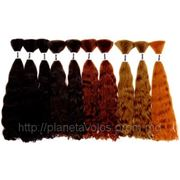 Натуральные славянские волосы для наращивания 65 см фото