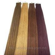 Натуральные славянские волосы для ленточного наращивания Hair Talk 50 см фото