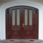 Реставрация дверей, балконов, повреждений от дом. животных, устранение белых пятен от воды и алкоголя фото