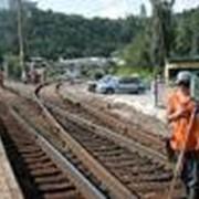 Внедрения и проектирование железнодорожных транспортных путей фото