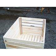 Контейнеры деревянные для овощей и фруктов фото