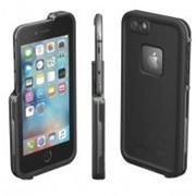 Водонепроницаемый чехол LifeProof Fre для iPhone 6/6s Plus Черный фото