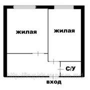 2-х комнатный блок в общежитии фото