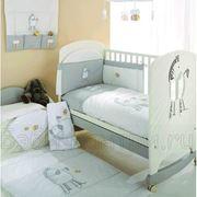 Детская кроватка MIBB ZEBRA (A892O) фото
