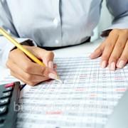 Налоговый и бухгалтерский учет, бюджетирование фото
