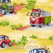 """Обои """"Машинки"""" 1071 2000000325347 фото"""
