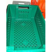 Пластиковый ящик перфорированный фото