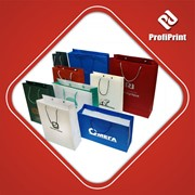 Изготовление бумажных пакетов фото