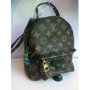 Мини рюкзак Louis Vuitton фото