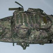 Армейский тактический рюкзак с системой ношения ружья фото