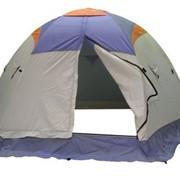 Палатка для зимней рыбалки Лотос Тент Профессионал (автомат) фото
