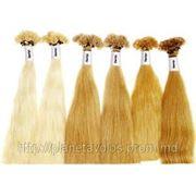 Натуральные славянские волосы для наращивания 50 см фото
