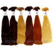 Натуральные славянские волосы для наращивания 45 см фото