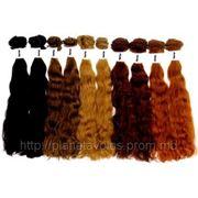 Натуральные славянские волосы для наращивания 60 см фото