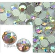 Стразы ДМС Crystal AB ss8(2.3-2.5mm).Цена за 100шт фото