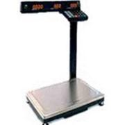 Весы электронные торговые МК-15.2-ТВ фото