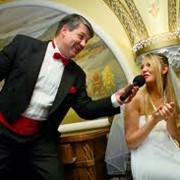 Тамада на свадьбу, Тамада и поющий ведущий на свадьбу. фото