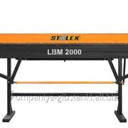 Машины листогибочные LBM 2000/0.7 мм.Нож роликовый в подарок