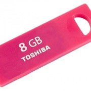 Флеш-память 8GB USB TOSHIBA ROSERED Pink фото