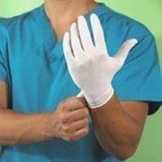 Перчатки медицинские оптом из Китая - одноразовые, латексные перчатки Binovo фото