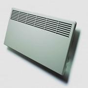 Конвектор электрический Ensto Beta 1000 Вт с механическим термостатом и штепсельной вилкой фото