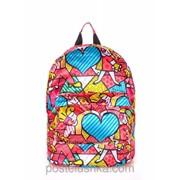 Рюкзак Poolparty backpack-blossom Красный фото