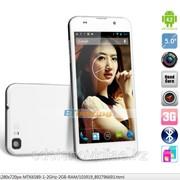 Смартфон Zopo C2 экран 5.0 дюйма RAM 2G Quad Core 1,5 ГГц MTK6589T,камера 13.0MP фото