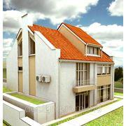 Дизайн и визуализация архитектурных построек фото