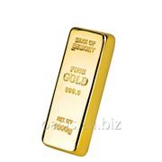 USB-флешка на 4Gb Слиток золота фото