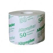 Туалетная бумага рулонная «Altpapier 50», 50 метров фото