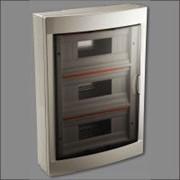 Шкаф монтажный Viko 36 автоматический открытый фото