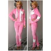 Спортивный костюм Лурдес розовый Код: 048/О фото