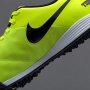 Nike JR TiempoX Legend VI TF 819191-707 фото