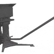 Шлакоблочная установка К2275-01 для получения стеновых камней. Наполнителями стеновых камней могут быть шлак ТЭЦ, и парокотелен, щебень, керамзит, измельченные отходы стекла и др фото