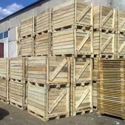 Производство деревянной тары фото