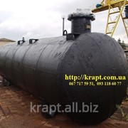 Резервуар подземный для сжиженных углеводородных газов (СУГ) фото