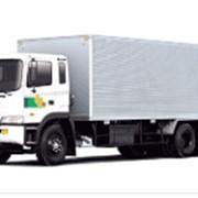 Фургоны HD260 фото