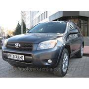 Прокат автомобилей Toyota RAV 4 фото