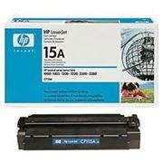 Заправка картриджа HP C7115A фото