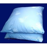 Замена наперника на подушках фото