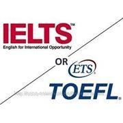 Подготовка TOEFL, IELTS фото