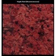 Гранит Maple Red, Лезниковское месторождение фото