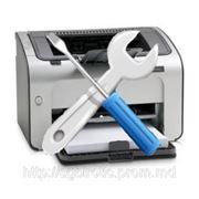 Ремонт струйных и лазерных принтеров фото
