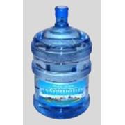 Вода питьевая Алмазная фото